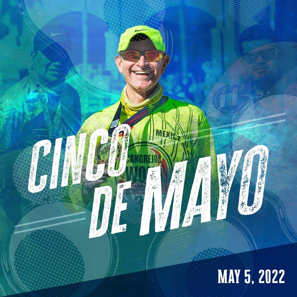 Race Cinco De Mayo Mcallen Marathon 2021