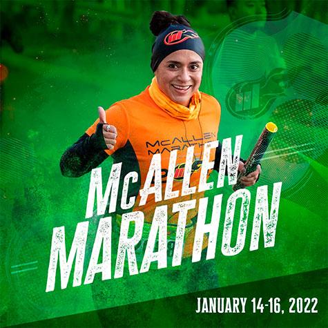Race Mcallen Marathon 2021
